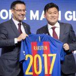 楽天がバルセロナとスポンサー契約!他に欧州サッカーのスポンサーになった日本企業は!?